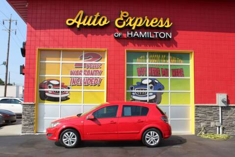 2008 Saturn Astra for sale at AUTO EXPRESS OF HAMILTON LLC in Hamilton OH