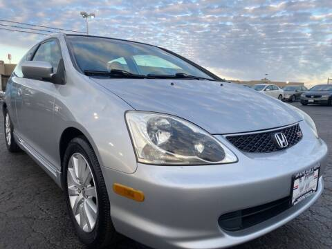 2005 Honda Civic for sale at VIP Auto Sales & Service in Franklin OH
