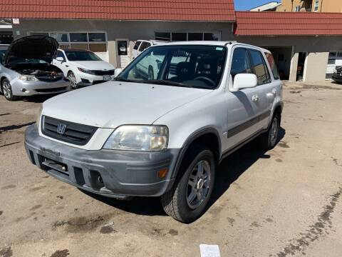 2001 Honda CR-V for sale at STS Automotive in Denver CO