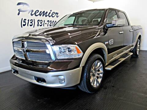 2017 RAM Ram Pickup 1500 for sale at Premier Automotive Group in Milford OH