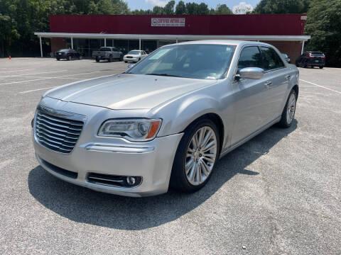 2012 Chrysler 300 for sale at Certified Motors LLC in Mableton GA