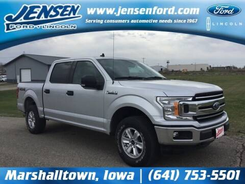 2019 Ford F-150 for sale at JENSEN FORD LINCOLN MERCURY in Marshalltown IA