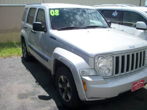2008 Jeep Liberty for sale at Lloyds Auto Sales & SVC in Sanford ME