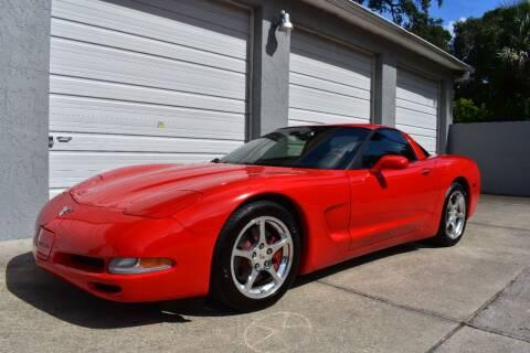 2003 Chevrolet Corvette for sale at Advantage Auto Group Inc. in Daytona Beach FL