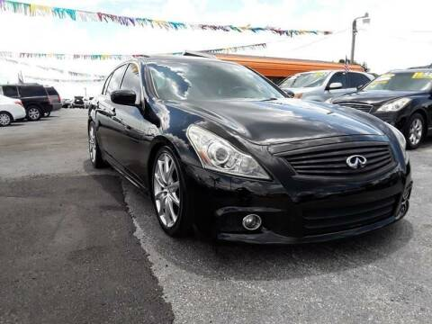 2010 Infiniti G37 Sedan for sale at GP Auto Connection Group in Haines City FL