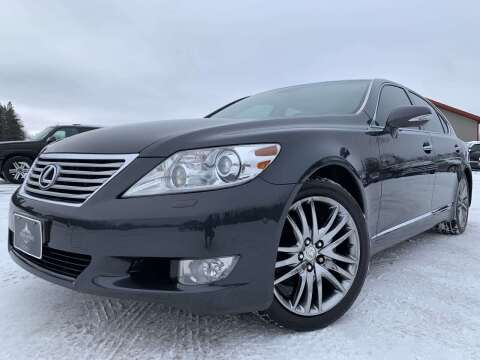 2011 Lexus LS 460 for sale at LUXURY IMPORTS in Hermantown MN