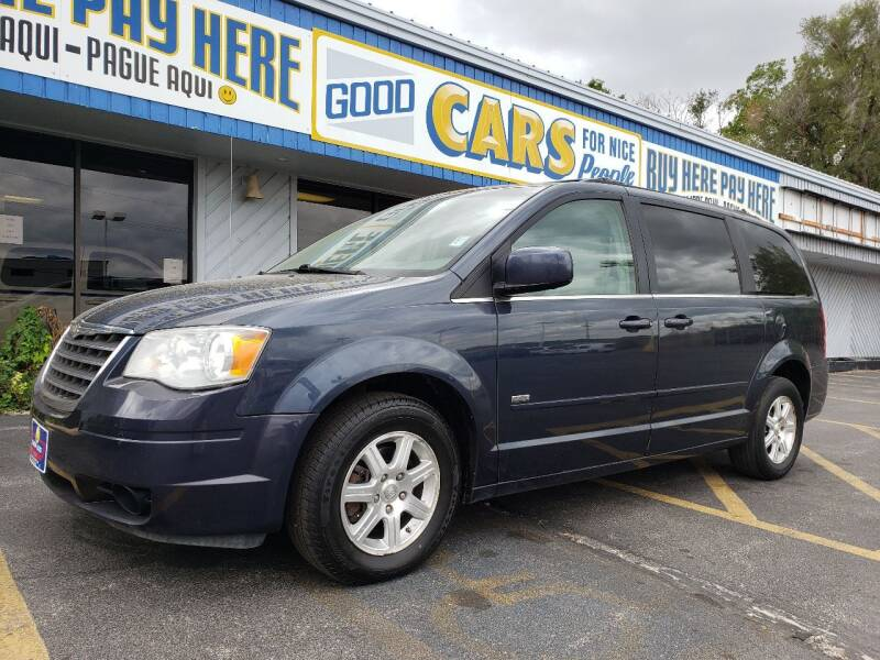 2008 Chrysler Town and Country for sale at Good Cars 4 Nice People in Omaha NE