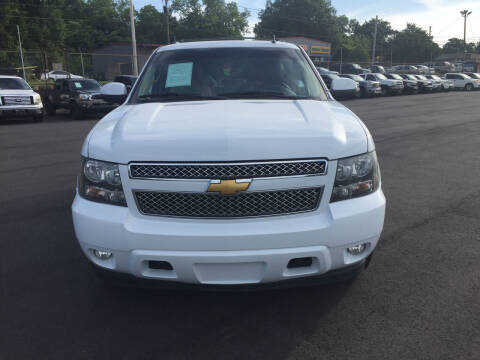2013 Chevrolet Tahoe for sale at Beckham's Used Cars in Milledgeville GA