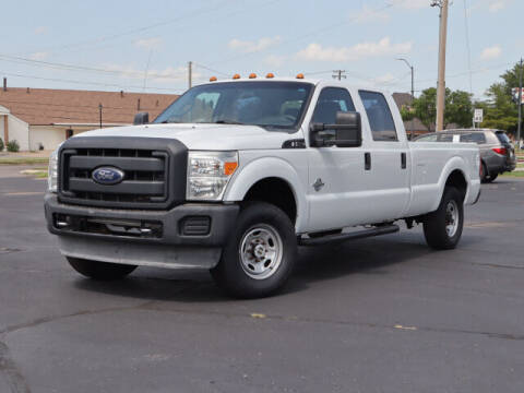 2012 Ford F-250 Super Duty for sale at Terry Halbert Auto Sales in Yukon OK