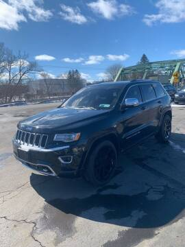 2014 Jeep Grand Cherokee for sale at WXM Auto in Cortland NY