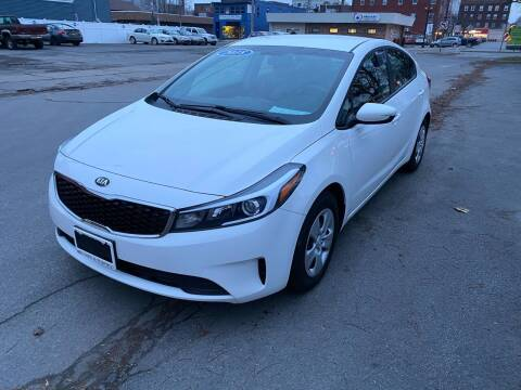 2018 Kia Forte for sale at Midtown Autoworld LLC in Herkimer NY