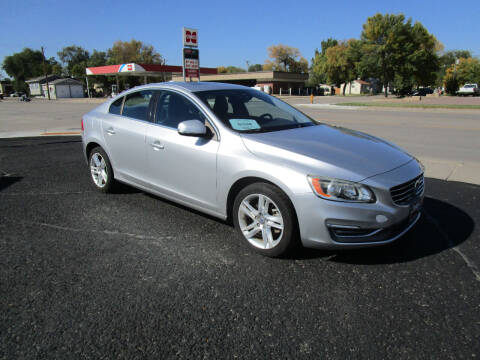 2015 Volvo S60 for sale at Padgett Auto Sales in Aberdeen SD