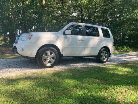 2009 Honda Pilot for sale at Madden Motors LLC in Iva SC