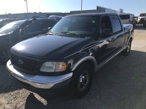 2003 Ford F-150 for sale at BILLY HOWELL FORD LINCOLN in Cumming GA