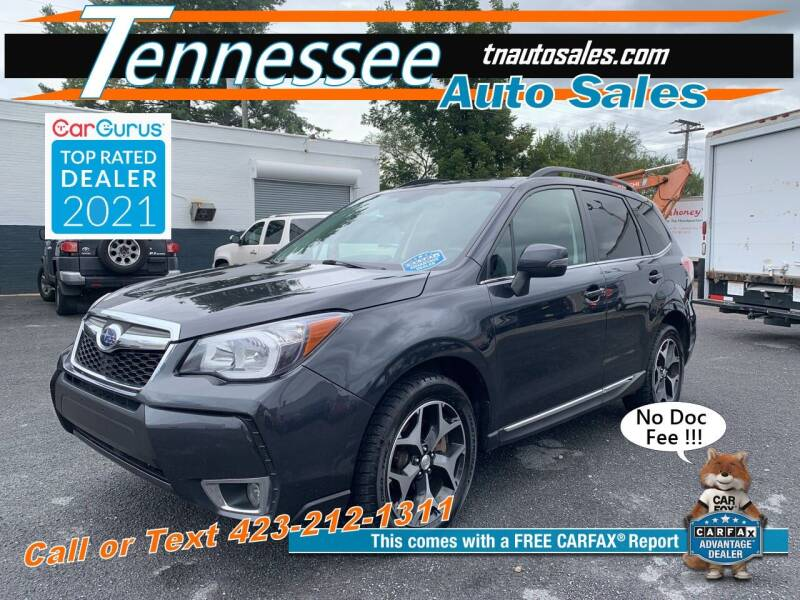 2016 Subaru Forester for sale at Tennessee Auto Sales in Elizabethton TN