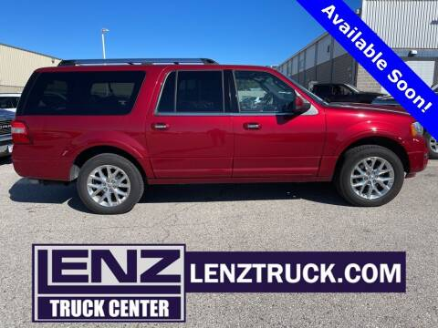 2017 Ford Expedition EL for sale at Lenz Auto - Coming Soon in Fond Du Lac WI