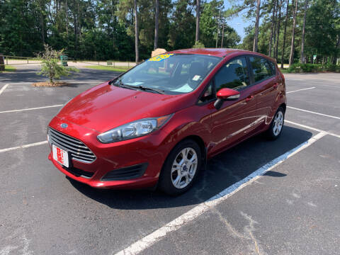 2014 Ford Fiesta for sale at B & M Car Co in Conroe TX