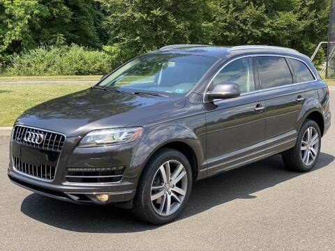 2014 Audi Q7 for sale at Bucks Autosales LLC - Bucks Auto Sales LLC in Levittown PA