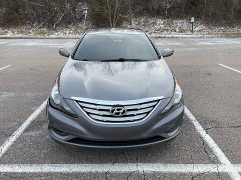 2011 Hyundai Sonata for sale at Lifetime Automotive LLC in Middletown OH