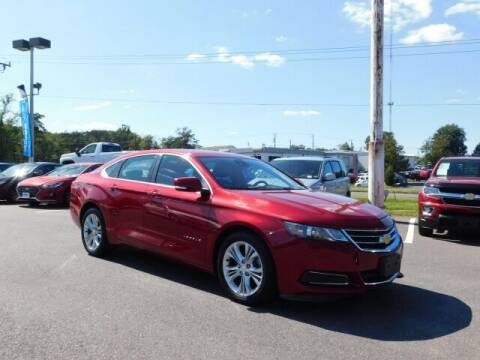 2014 Chevrolet Impala for sale at Radley Cadillac in Fredericksburg VA