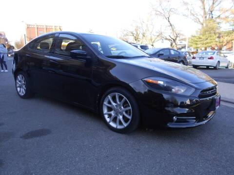 2013 Dodge Dart for sale at H & R Auto in Arlington VA