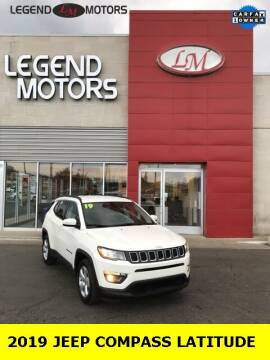 2019 Jeep Compass for sale at Legend Motors of Waterford - Legend Motors of Ferndale in Ferndale MI