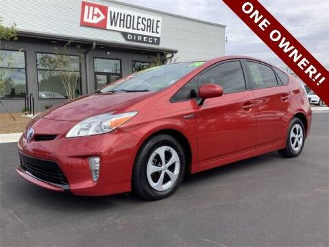 2014 Toyota Prius for sale at Wholesale Direct in Wilmington NC