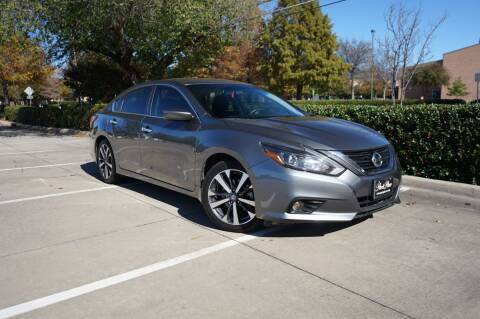 2017 Nissan Altima for sale at Legacy Autos in Dallas TX