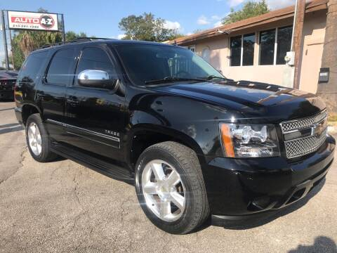 2010 Chevrolet Tahoe for sale at Auto A to Z / General McMullen in San Antonio TX