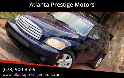 2009 Chevrolet HHR for sale at Atlanta Prestige Motors in Decatur GA