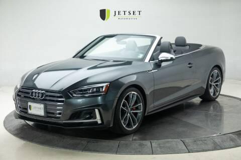 2018 Audi S5 for sale at Jetset Automotive in Cedar Rapids IA