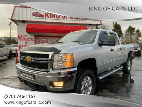 2014 Chevrolet Silverado 2500HD for sale at King of Cars LLC in Bowling Green KY