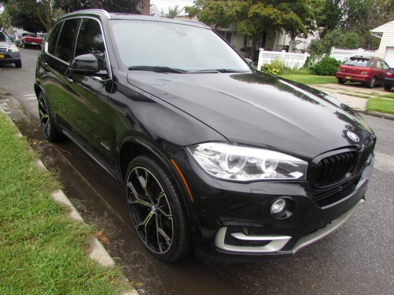 2018 BMW X5 for sale at First Choice Automobile in Uniondale NY
