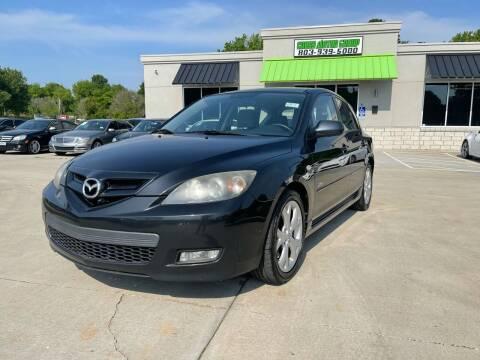 2008 Mazda MAZDA3 for sale at Cross Motor Group in Rock Hill SC
