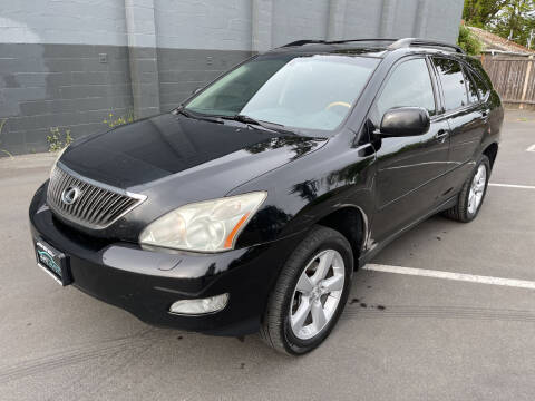 2007 Lexus RX 350 for sale at APX Auto Brokers in Lynnwood WA