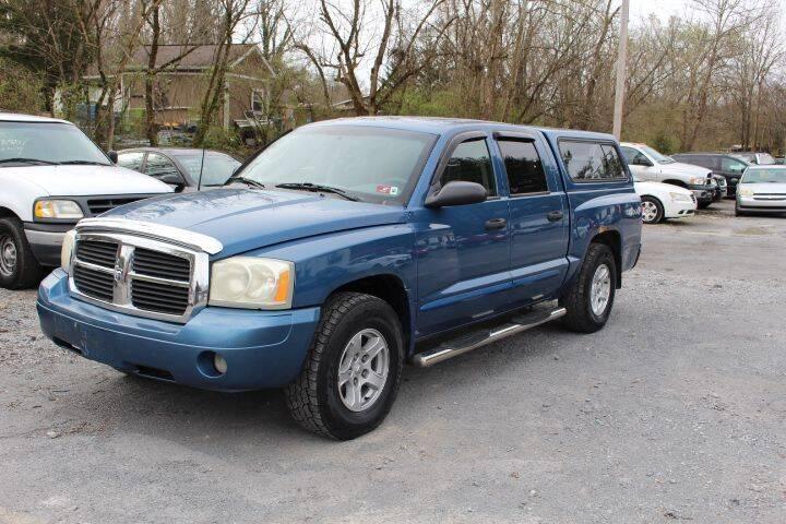 2005 Dodge Dakota for sale at SAI Auto Sales - Used Cars in Johnson City TN