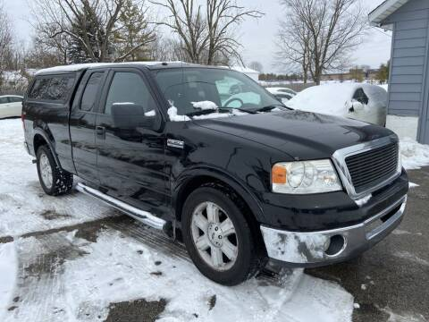 2007 Ford F-150 for sale at Stiener Automotive Group in Galloway OH