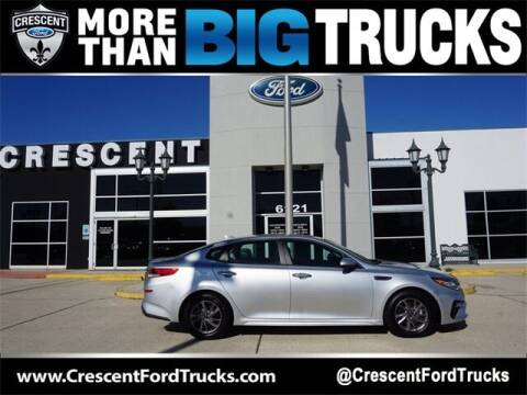 2020 Kia Optima for sale at Crescent Ford in Harahan LA