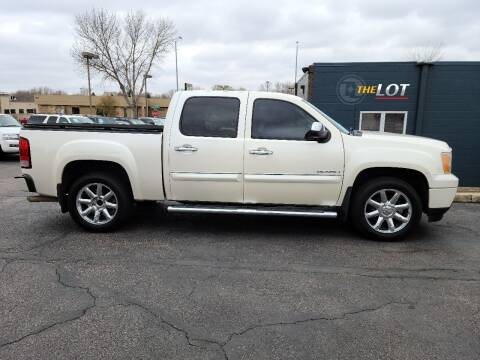 2011 GMC Sierra 1500 for sale at THE LOT in Sioux Falls SD