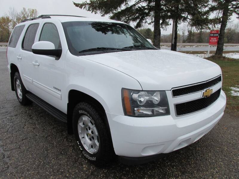 2012 Chevrolet Tahoe for sale at Buy-Rite Auto Sales in Shakopee MN