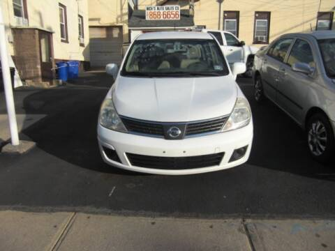 2008 Nissan Versa for sale at Nicks Auto Sales Co in West New York NJ