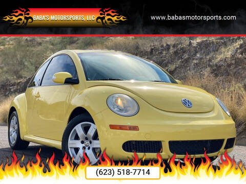 2007 Volkswagen New Beetle for sale at Baba's Motorsports, LLC in Phoenix AZ