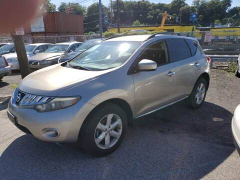 2009 Nissan Murano for sale at Advantage Auto Brokers in Hasbrouck Heights NJ