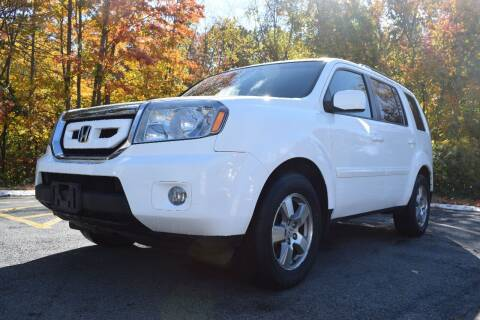 2011 Honda Pilot for sale at Platinum Auto Sales in Leominster MA