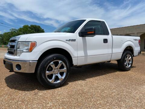 2014 Ford F-150 for sale at DABBS MIDSOUTH INTERNET in Clarksville TN