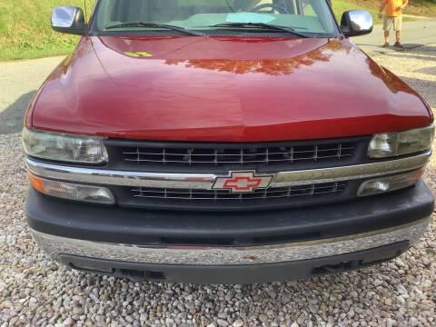 2002 Chevrolet Silverado 1500 for sale at Moose Motors in Morganton NC
