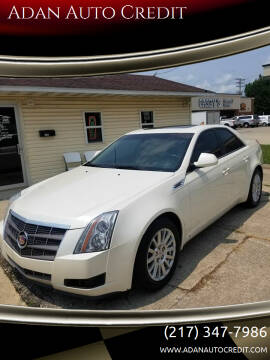 2008 Cadillac CTS for sale at Adan Auto Credit in Effingham IL