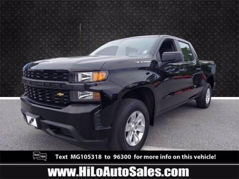 2021 Chevrolet Silverado 1500 for sale at Hi-Lo Auto Sales in Frederick MD