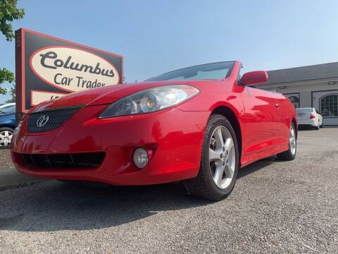 2005 Toyota Camry Solara for sale at Columbus Car Trader in Reynoldsburg OH