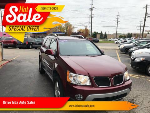 2009 Pontiac Torrent for sale at Drive Max Auto Sales in Warren MI